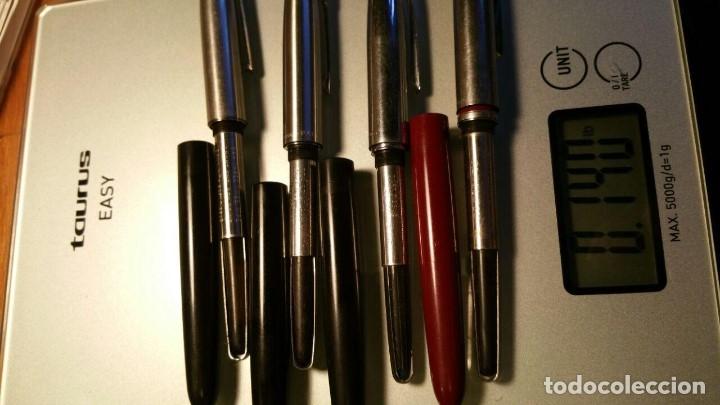 Estilográficas antiguas, bolígrafos y plumas: 4 PLUMAS PARKER DIFERENTES PARA COLECCIONISTAS - Foto 7 - 107748523