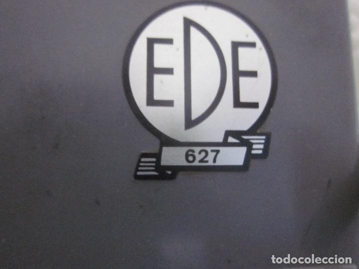 Estilográficas antiguas, bolígrafos y plumas: 2 cajas de compases EDE - Foto 3 - 159763218