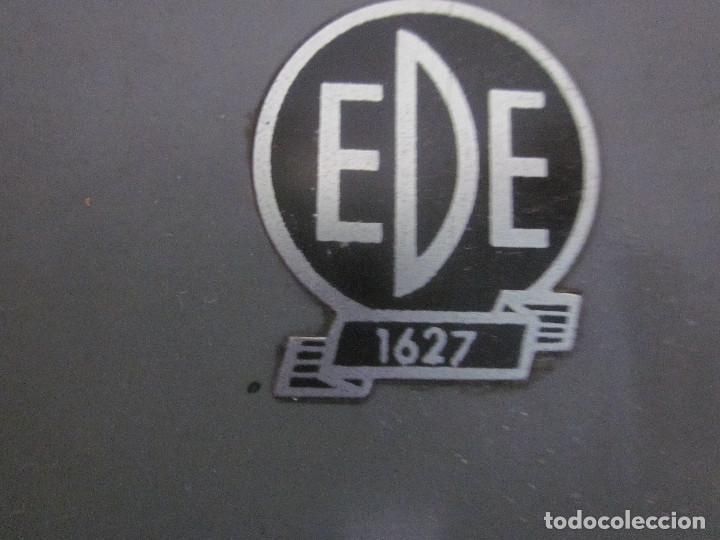 Estilográficas antiguas, bolígrafos y plumas: 2 cajas de compases EDE - Foto 4 - 159763218