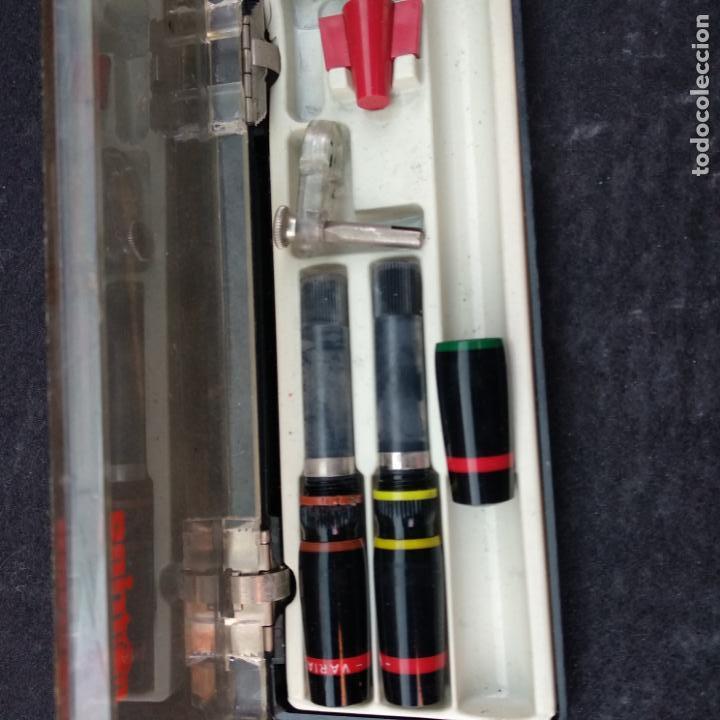 BOLIGRAFO CAJA CON ROTRING (Plumas Estilográficas, Bolígrafos y Plumillas - Juegos y Conjuntos)