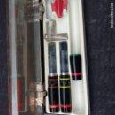 Estilográficas antiguas, bolígrafos y plumas: BOLIGRAFO CAJA CON ROTRING. Lote 160666798
