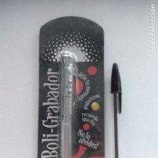 Estilográficas antiguas, bolígrafos y plumas: BOLI-GRABADOR. QUE LO DISFRUTES!. Lote 163596326