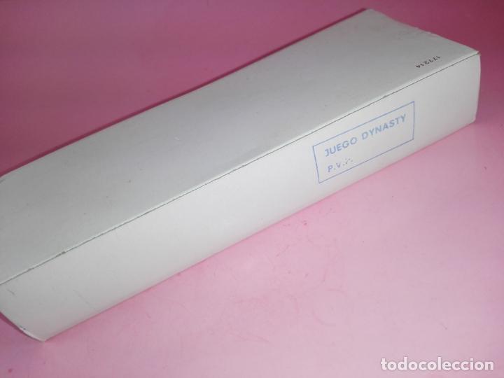 Estilográficas antiguas, bolígrafos y plumas: N5011-JUEGO-PLUMA ESTILOGRÁFICA+BOLÍGRAFO-PAPER MATE DINASTY-CONVERTIDOR-CAJAS-VER FOTOS - Foto 12 - 163523562