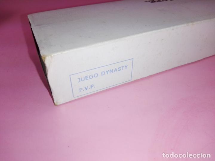 Estilográficas antiguas, bolígrafos y plumas: N9751-juego-paper mate dinasty-pluma+bolígrafo-nuevo-cajas-ver fotos - Foto 11 - 163549966