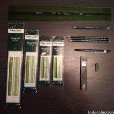 Estilográficas antiguas, bolígrafos y plumas: ANTIGUO LOTE FABER CASTELL. Lote 169414822