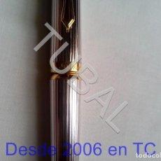 Estilográficas antiguas, bolígrafos y plumas: TUBAL PLUMA MAURICE LACROIX 14 K 585 BOLIGRAFO PEN DE LUJO. Lote 170438808