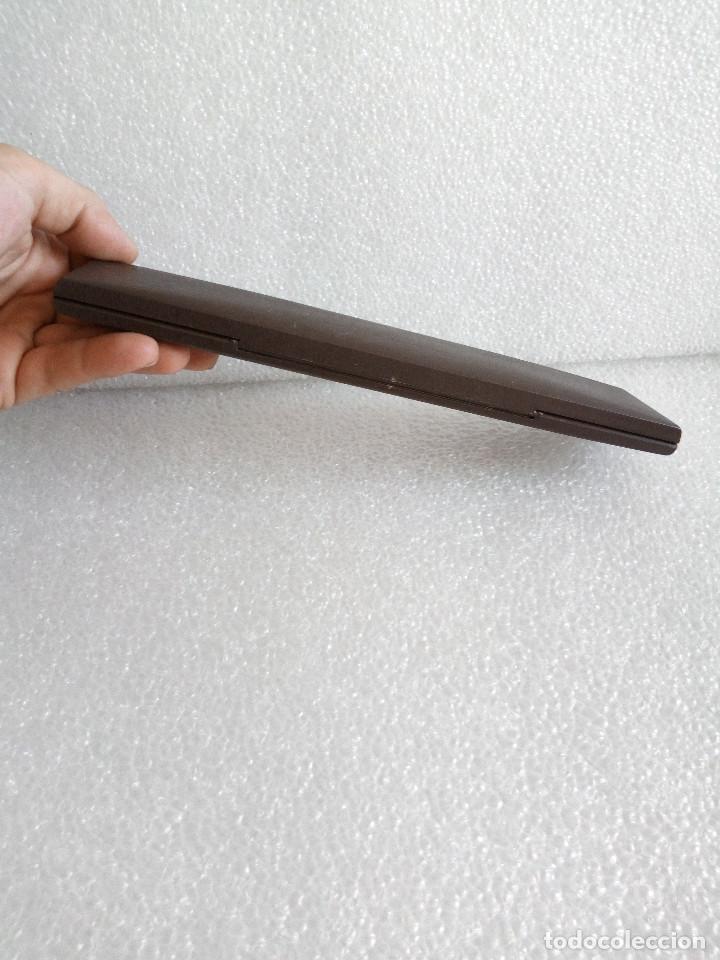 Estilográficas antiguas, bolígrafos y plumas: Estuche montblanc slimline oro 585 pluma y boligrafo sin uso slim line - Foto 17 - 171703035