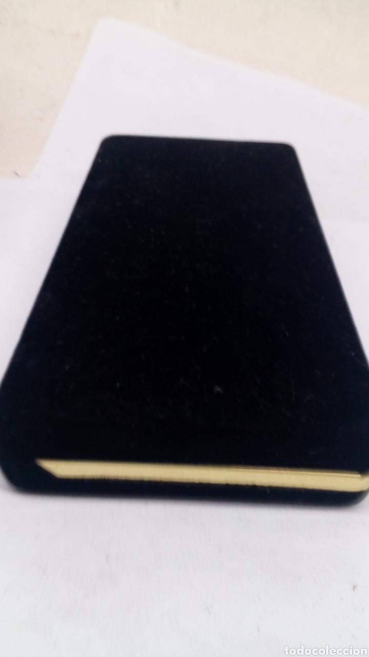 Estilográficas antiguas, bolígrafos y plumas: Juego Bolígrafo y portaminas Inoxcrom cuerpo lacado negro - Foto 4 - 175561395