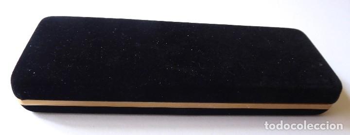 Estilográficas antiguas, bolígrafos y plumas: PL-105. LOTE 2 BOLIGRAFOS CROSS CLASSIC CENTURY CON 2 RECAMBIOS. EN ESTUCHE. - Foto 3 - 175873427