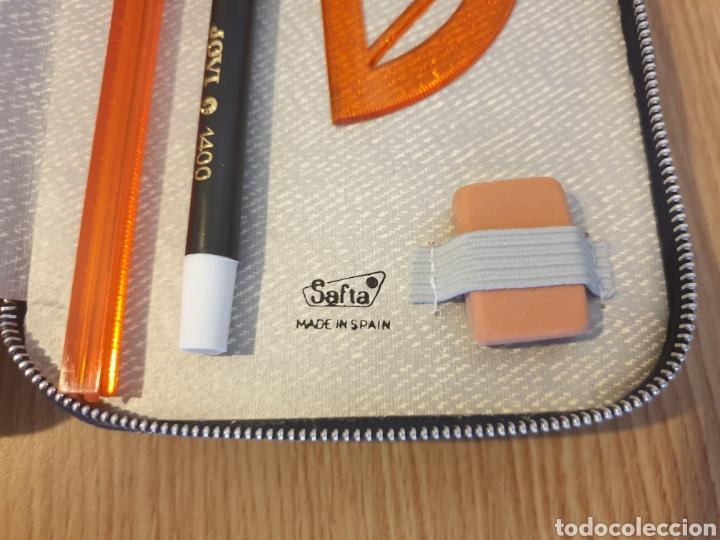 Estilográficas antiguas, bolígrafos y plumas: Plumier Safta - Foto 6 - 176270552