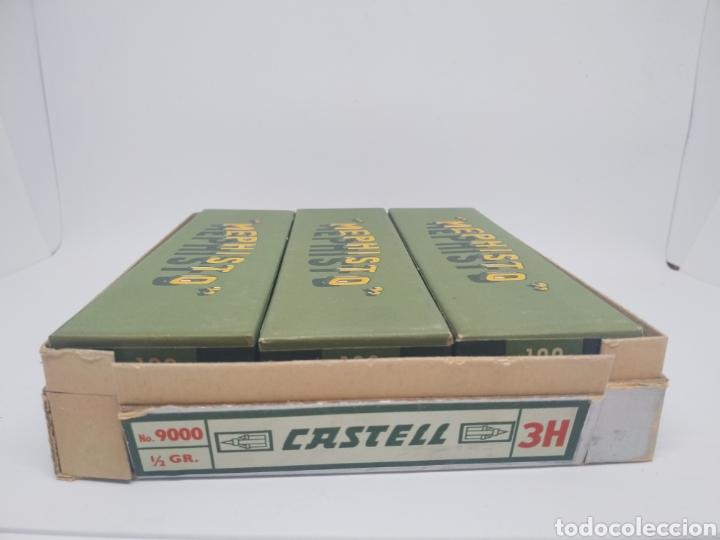 Estilográficas antiguas, bolígrafos y plumas: Caja grande Faber Castell - Foto 4 - 176702800