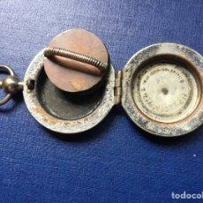 Canetas de tinta permanente antigas, esferográficas e plumas: H-1 )CAJA,,SECA TINTA DE VIAJE ANTIGUA,, EN ESTADO MUY BUENO,,. Lote 176735573