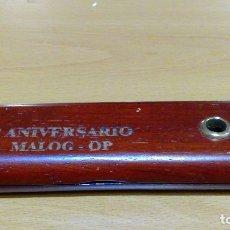 Estilográficas antiguas, bolígrafos y plumas: ESTUCHE CON PLUMA MALOG . Lote 182129866