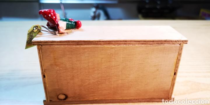 Estilográficas antiguas, bolígrafos y plumas: Factis bolígrafo con estuche armario de madera - Foto 3 - 182841447