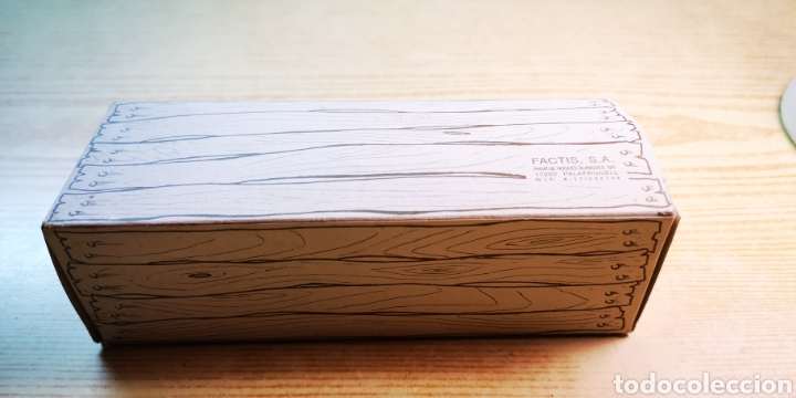 Estilográficas antiguas, bolígrafos y plumas: Factis bolígrafo con estuche - Foto 6 - 182878586