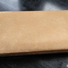 Estilográficas antiguas, bolígrafos y plumas: PLUMA Y BOLI INOXCROM 77,,ACERO. Lote 184258988