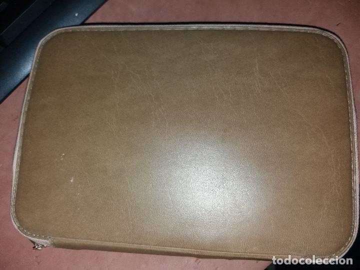 Estilográficas antiguas, bolígrafos y plumas: ESTUCHE ESCOLAR ANTIGUO - Foto 2 - 188575108