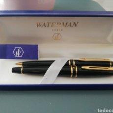 Estilográficas antiguas, bolígrafos y plumas: WATERMAN PLUMA PORTAMINAS. Lote 191175145