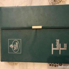 Estilográficas antiguas, bolígrafos y plumas: FABER-CASTELL TECHNICAL TEAM. Lote 192194097