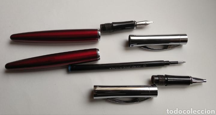 Estilográficas antiguas, bolígrafos y plumas: Pluma y bolígrafo BEL BOL - Foto 7 - 195378048