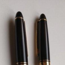 Estilográficas antiguas, bolígrafos y plumas: PLUMA Y BOLÍGRAFO. Lote 195463816