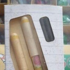 Estilográficas antiguas, bolígrafos y plumas: CONJUNTO PLUMA Y BOLÍGRAFO STYB,AÑOS80, ANTIGUA JABALINA. Lote 205247155