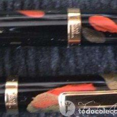 Estilográficas antiguas, bolígrafos y plumas: FABIO FENCCI PLUMA. Lote 205593933