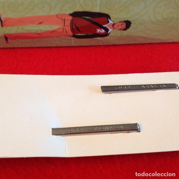 Estilográficas antiguas, bolígrafos y plumas: Juego conjunto Inoxcrom para el diseñador Jordi Labanda en su estuche original. Ver fotos. - Foto 3 - 211688795