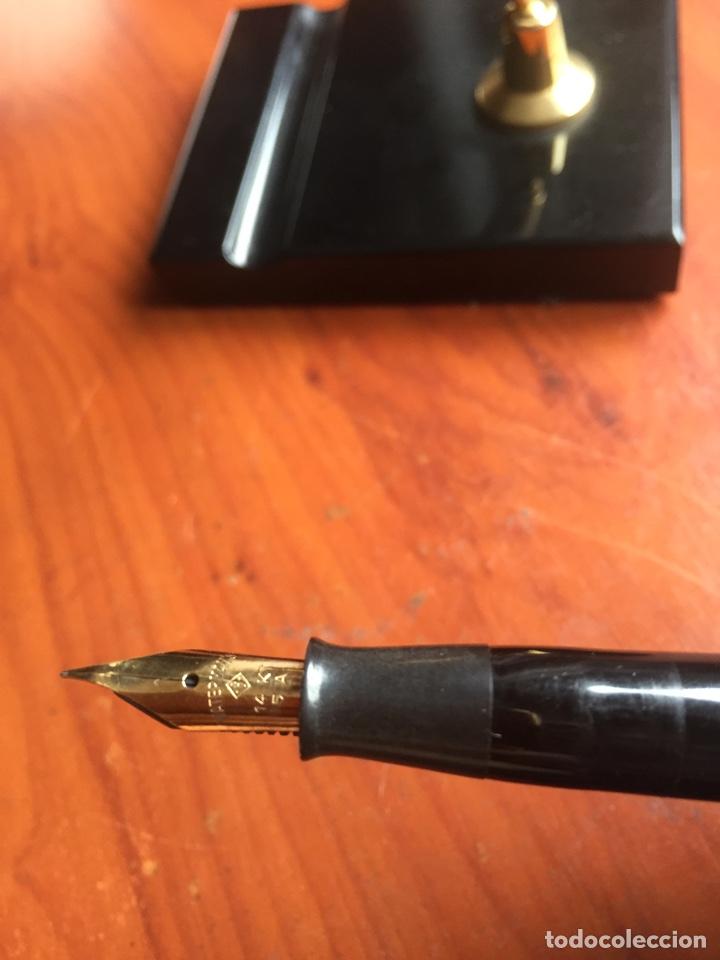 Estilográficas antiguas, bolígrafos y plumas: Pluma waterman - Foto 8 - 218673820