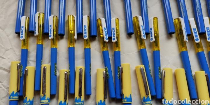 Estilográficas antiguas, bolígrafos y plumas: Lote de 36 plumas estilograficas y 17 bolígrafos- - Foto 3 - 221770007