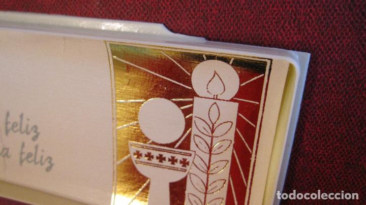Estilográficas antiguas, bolígrafos y plumas: PARKER: ESTUCHE VACIO DE PRIMERA COMUNION - Foto 3 - 224991666