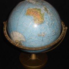 Estilográficas antiguas, bolígrafos y plumas: MAPA MUNDI, GLOBO TERRAQUEO, DE SELECCIONES. Lote 227270350