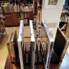 Estilográficas antiguas, bolígrafos y plumas: PORTA CD, EL CASCO, ORO. Lote 228114230