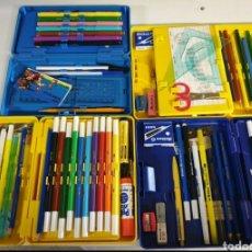 Stylos-plume Anciens, stylos-bille et becs de plume: ESTUCHES PELIKAN NUEVOS. Lote 234311045