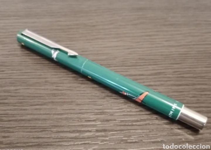 Estilográficas antiguas, bolígrafos y plumas: Antiguo Conjunto Bolígrafo y Roller PARKER VECTOR Ed. Especial EL PRINCIPITO - Foto 19 - 236368555