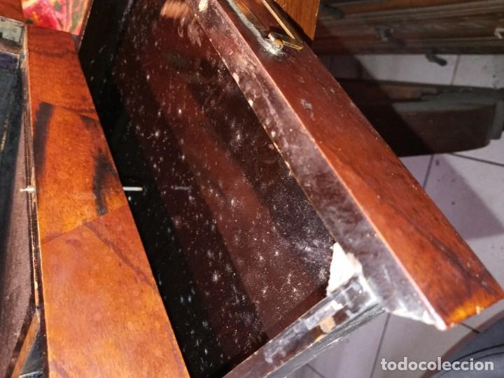 Estilográficas antiguas, bolígrafos y plumas: ESCRIBANIA - JOYERO - MARQUETERIA . - Foto 5 - 240405140