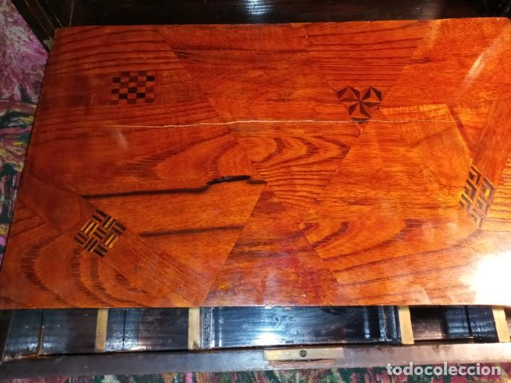 Estilográficas antiguas, bolígrafos y plumas: ESCRIBANIA - JOYERO - MARQUETERIA . - Foto 8 - 240405140