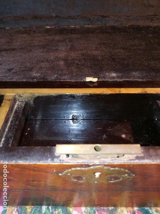 Estilográficas antiguas, bolígrafos y plumas: ESCRIBANIA - JOYERO - MARQUETERIA . - Foto 10 - 240405140