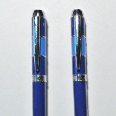 Estilográficas antiguas, bolígrafos y plumas: PLUMA Y BOLÍGRAFO. PIERRE BALMAIN.. Lote 246611600