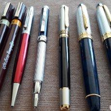 Estilográficas antiguas, bolígrafos y plumas: ESCRITURA. Lote 254359830