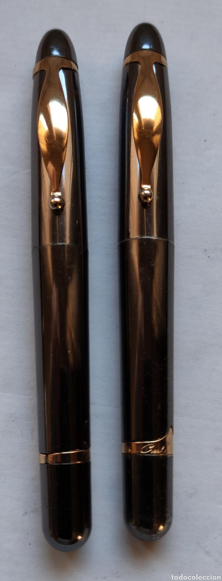 Estilográficas antiguas, bolígrafos y plumas: CREEKS &CREEKS - Foto 2 - 261102250
