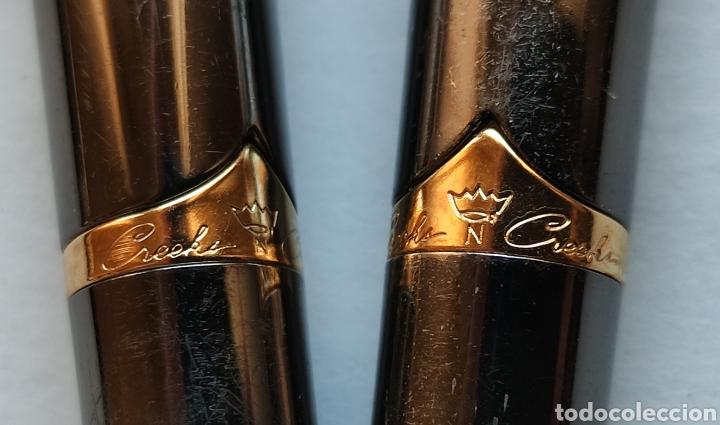 Estilográficas antiguas, bolígrafos y plumas: CREEKS &CREEKS - Foto 3 - 261102250