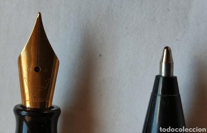 Estilográficas antiguas, bolígrafos y plumas: CREEKS &CREEKS - Foto 5 - 261102250
