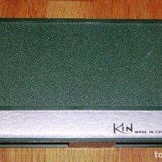 Estilográficas antiguas, bolígrafos y plumas: ESTUCHE CONJUNTO COMPASES KIN 51050 [KOH-I-NOOR] 6 PIEZAS. MADE IN CZECHOSLOVAKIA.- CHECOSLOVAQUIA. Lote 277639113