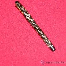 Plumas estilográficas antiguas: PLUMA WEAREVER METEOR. Lote 26532085