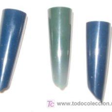 Plumas estilográficas antiguas: LOTE DE RECAMBIOS PARA PLUMAS ESTILOGRÁFICAS. Lote 21566406