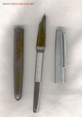PLUMA PARKER-21 (Plumas Estilográficas, Bolígrafos y Plumillas - Plumas)