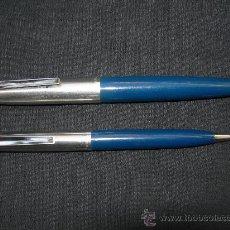 Plumas estilográficas antiguas: PLUMA Y LAPICERO PARKER 21. Lote 132931357