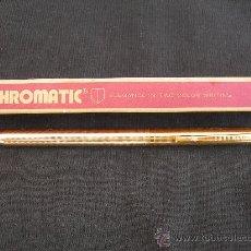 Plumas estilográficas antiguas: BOLIGRAFO CHROMATIC USA TIENE SU CAJITA ORIGINAL. Lote 25317980