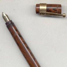 Plumas estilográficas antiguas: PLUMA ESTILOGRAFICA WATERMANS IDEAL RECUS. Lote 13321954